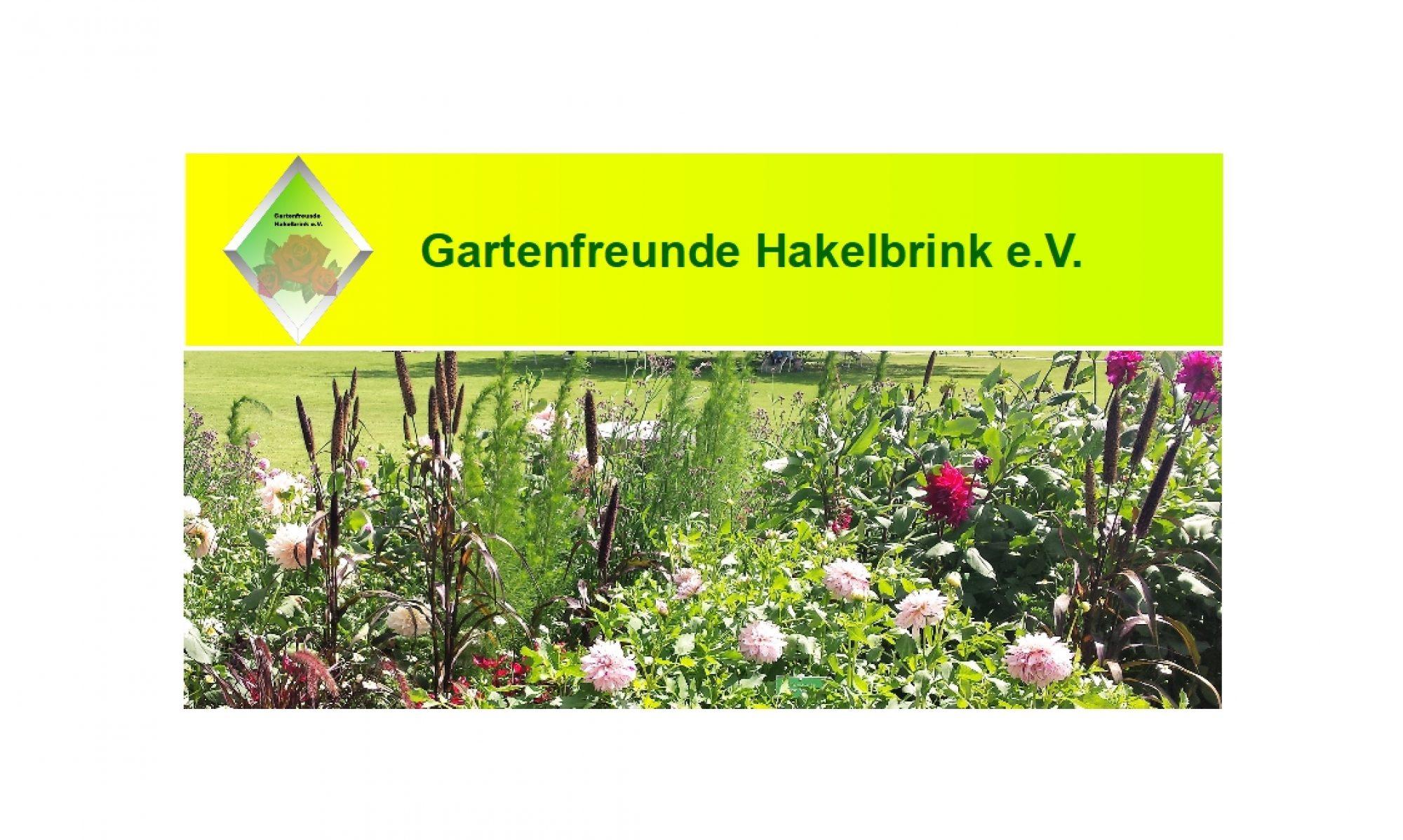 Gartenfreunde Hakelbrink e. V.
